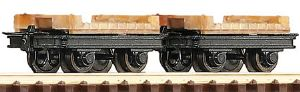 Roco 34607 Bridge Trucks (2 wagon set)